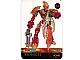 Gear No: BioLAM024  Name: Bionicle Lamincard  24