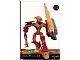 Gear No: BioLAM027  Name: Bionicle Lamincard  27