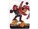 Gear No: BioLAM036  Name: Bionicle Lamincard  36