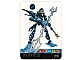 Gear No: BioLAM046  Name: Bionicle Lamincard  46
