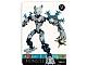 Gear No: BioLAM056  Name: Bionicle Lamincard  56