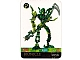 Gear No: BioLAM073  Name: Bionicle Lamincard  73