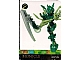 Gear No: BioLAM083  Name: Bionicle Lamincard  83