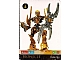 Gear No: BioLAM097  Name: Bionicle Lamincard  97