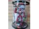 Gear No: BioPirHakAM1  Name: Display Assembled Set, Small Plastic Case with Bionicle Piraka Hakann (shows 8901)