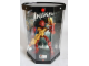 Gear No: BioToaIniJalAM1  Name: Display Assembled Set, Small Plastic Case with Bionicle Toa Inika Jaller (shows 8727)