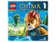 Gear No: CDlocDE01  Name: Audio CD - Legends of Chima Vol. 1