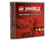 Gear No: CDnjoDE  Name: Audio CD - Ninjago Masters of Spinjitzu - Das Hörspiel zum TV-Special