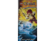 Gear No: ChimaBan04  Name: Display Flag Cloth, Legends of Chima, Laval and Wakz