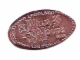 Gear No: Coin32  Name: Pressed Penny - Wild Woods minigolf Pattern