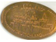 Gear No: Coin38  Name: Pressed Euro Five Cent Piece - Legoland DEUTSCHLAND Castle Pattern