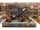 Gear No: CtyPolAM5  Name: Display Assembled Set, City Set 60243 and 60246 in Plastic Case