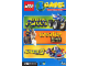 Gear No: DCG902850  Name: 3 LEGO PC Games (Stunt Rally - Knights Kingdom - Racers 2) (Dutch Version)