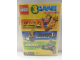 Gear No: DCG902860  Name: 3 LEGO PC Games (L'ILE 2 - ROCK RAIDERS - RACERS) (French Version)