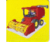 Gear No: DPLC03  Name: Duplo Picture Lottery Game Card, Farm Combine Harvester