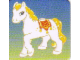 Gear No: DPLC09  Name: Duplo Picture Lottery Game Card, Circus Pony