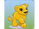 Gear No: DPLC19  Name: Duplo Picture Lottery Game Card, Zoo Lion Cub
