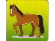 Gear No: DPLC29  Name: Duplo Picture Lottery Game Card, Stable Horse
