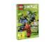 Gear No: DVDnjoDE1  Name: Video DVD - Ninjago Masters of Spinjitzu Vol.1 (2 DVD Set)