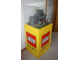 Gear No: DupAM1  Name: Display Assembled Set, Duplo Castle 4777 in Plastic Case