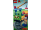 Gear No: DupLegVilBan3  Name: Display Flag Cloth, Duplo LEGO Ville Train