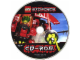 Gear No: ExoCD  Name: Exo-Force Promotion CD-Rom