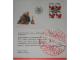 Gear No: FDC01  Name: LEGO Stamp Denmark First Day Cover, May 11, 1989