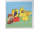 Gear No: GA06card01  Name: DUPLO Memory Game (1) Card #1