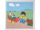 Gear No: GA06card04  Name: DUPLO Memory Game (1) Card #4
