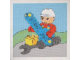Gear No: GA06card05  Name: DUPLO Memory Game (1) Card #5
