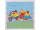 Gear No: GA06card06  Name: DUPLO Memory Game (1) Card #6
