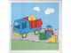 Gear No: GA06card07  Name: DUPLO Memory Game (1) Card #7