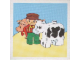 Gear No: GA06card08  Name: DUPLO Memory Game (1) Card #8