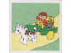 Gear No: GA06card09  Name: DUPLO Memory Game (1) Card #9