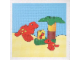 Gear No: GA06card10  Name: DUPLO Memory Game (1) Card #10