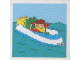 Gear No: GA06card12  Name: DUPLO Memory Game (1) Card #12