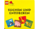Gear No: GA13de  Name: Duplo Learn and Play 'Suchen und entdecken' Memory Card Game