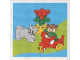 Gear No: GA15card04  Name: DUPLO Memory Game (2) Card #4