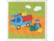 Gear No: GA15card07  Name: DUPLO Memory Game (2) Card #7