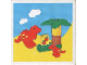 Gear No: GA15card10  Name: DUPLO Memory Game (2) Card #10