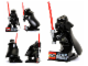 Gear No: GGSW002  Name: Figurine, LEGO Star Wars Darth Vader Maquette (Gentle Giant)