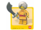 Gear No: Gstk021  Name: Sticker, Minifigure Maharaja Lallu