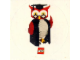 Gear No: Gstk064  Name: Sticker, Owl Large