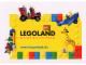 Gear No: Gstk070  Name: Sticker, Legoland Deutschland 1