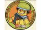 Gear No: Gstk091  Name: Sticker, Official Lego Club Member 2008