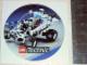 Gear No: Gstk111  Name: Sticker, Technic Model 8230