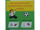 Gear No: Gstk116  Name: Sticker, World Cup German Starter Set Instructional Sticker Sheet