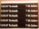 Gear No: Gstk124  Name: Sticker, LEGO Technik for Retail Display Shelves