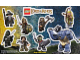 Gear No: Gstk164  Name: Sticker Sheet, The Lord of The Rings Promotional Set B