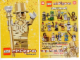 Gear No: Gstk166  Name: Sticker Sheet, Collectible Minifigures, Series 10 - Mr. Gold